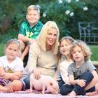 Tori Spelling Joins the Mini Pig Craze