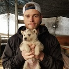 Dog Meat Trade Survivor Puppy Adopted by Olympic Medalist Gus Kenworthy