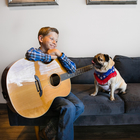 Yodel Kid Serenades Doug the Pug and it's 