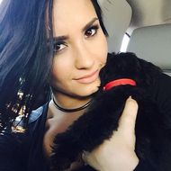 Demi Lovato Pets