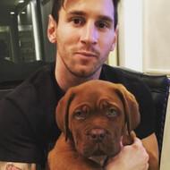 Lionel Messi Pets
