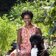 Michelle Obama Pets