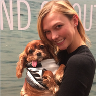 Karlie Kloss Pets