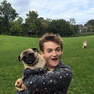 Jack Gleeson Pets