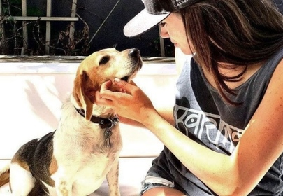 From Rags to Riches: Meghan Markle & Her Dog's Adorable Adoption Story