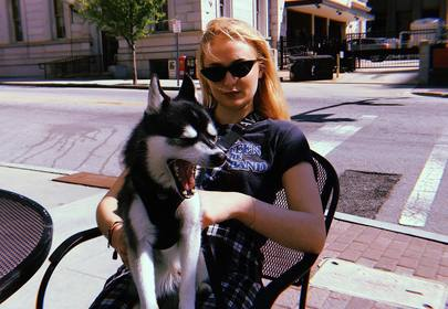Joe Jonas & Sophie Turner Add Furry Addition to the Fam
