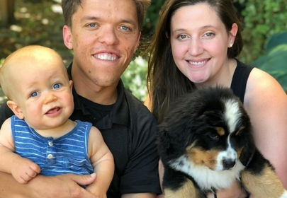 Zach and Tori Roloff Adopt Adorable Puppy