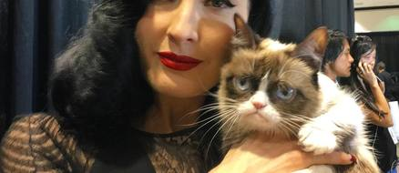 Grumpy Cat, 2012 Internet Sensation, Rumored to Have a $100 Million Dollar Net Worth