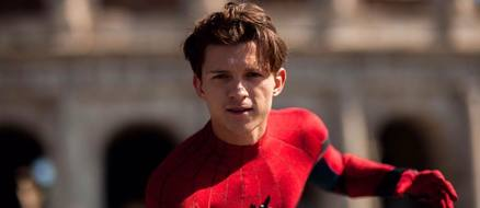 Tom Holland All Around Good Guy Rescues Stray Dog