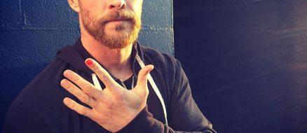 Chris Hemsworth Pets