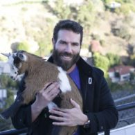 Dan Bilzerian's pet Beatrice and Zeus