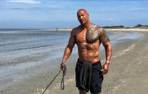 "Dwayne ""The Rock"" Johnson - Hobbs"