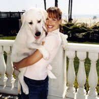 Jennifer Garner's pet Martha Stewart