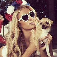 Paris Hilton's pet Peter Pan