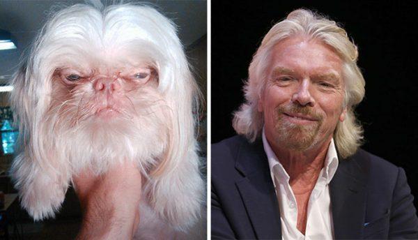 Richard Branson the ???