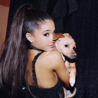 Ariana Grande and Toulouse