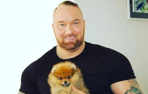 "Hafþór Júlíus ""Thor"" Björnsson (The Mountain / Game of Thrones)"