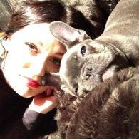 Jackson Cornish with Jessie J