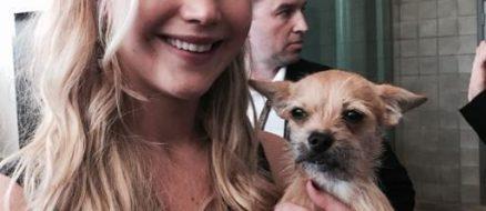 Jennifer Lawrence Pets