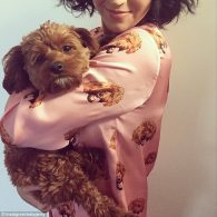 Katy Perry Pajamas with Butters