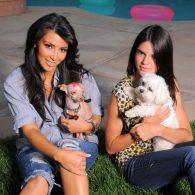 Kim Kardashian's pet Princess