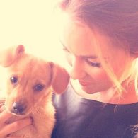 Lauren Conrad's pet Fitz