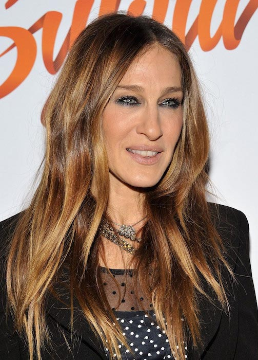 Beauty Police: Sarah Jessica Parker Goes Back to the 80s