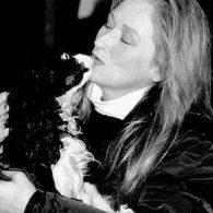 Meryl Streep's pet Cocker Spaniel (Meryl Streep)