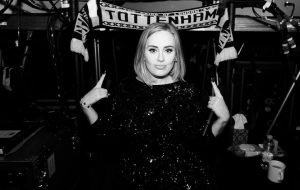 Adele on Instagram