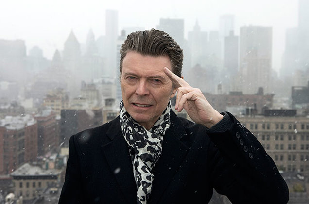 David Bowie - Instagram