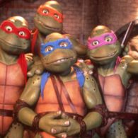 Megan Fox's pet Leonardo, Raphael, Michelangelo, Donatello