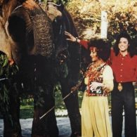 Michael Jackson's pet Gypsy