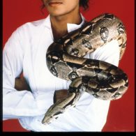 Michael Jackson's pet Snakes and Reptiles
