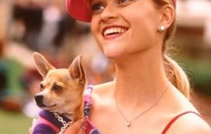 Reese Witherspoon - Moonie - Bruiser Woods - Legally Blonde
