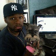 50 Cent's pet Oprah