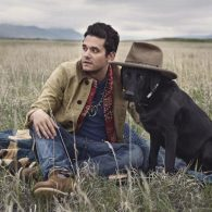 John Mayer's pet Moose