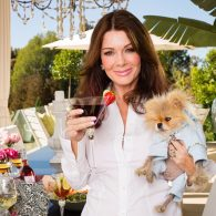 Lisa Vanderpump's pet Giggy (Gigolo)