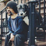 Peter Dinklage's pet Kevin