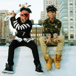 Rae Sremmurd (Swae Lee and Slim Jxmmi )