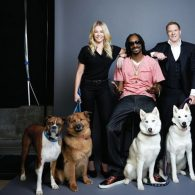 Snoop Dogg's pet Dog Pack