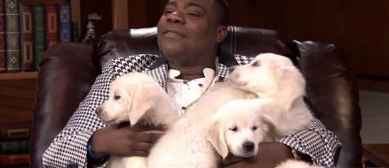 Tracy Morgan Pets