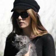 Kate Beckinsale's pet Wabbit