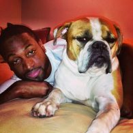 Gabrielle Union's pet Sasha