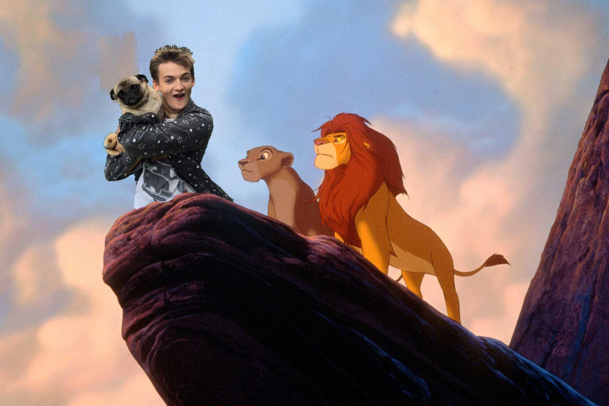 Jack Gleeson - pug - King Joffrey 6