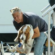 Amal Clooney's pet Milie