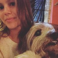 Rachel Bilson's pet Thurman Murman