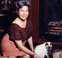 Christina Foyle cat
