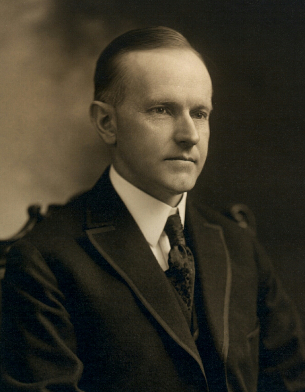 Calvin Coolidge president