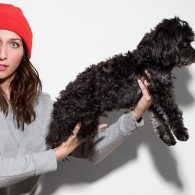 Chelsea Peretti's pet Unknown