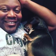 Tituss Burgess' pet Micah